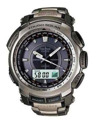 Relógio Casio Protrek Prg-510t-7dr Prg-505 Em 12 X Sem Juros