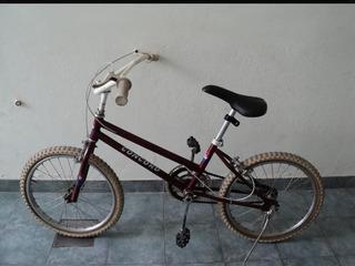 Bicicleta De Niño, Unisex Rodado 20