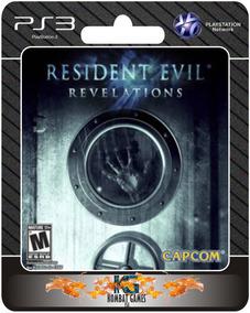 Resident Evil Revelations 1 -ps3- (digital) **