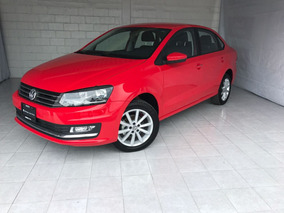 Vento Highline 1.6l Mt 2018 Rojo Flash Morelos