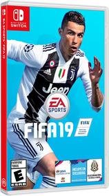 Juego Fifa 19 Standard Ed Nintendo Switch Ibushak Gaming