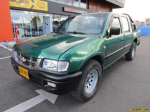 Chevrolet Luv Tfr Dissel Doble Cabina 4x2