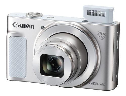 Imagem 1 de 4 de Canon PowerShot SX620 HS compacta cor  prateado