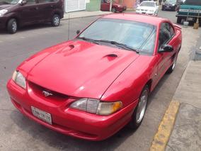 Ford Mustang 1995 V8 5.0l Gt Transmisión Manual