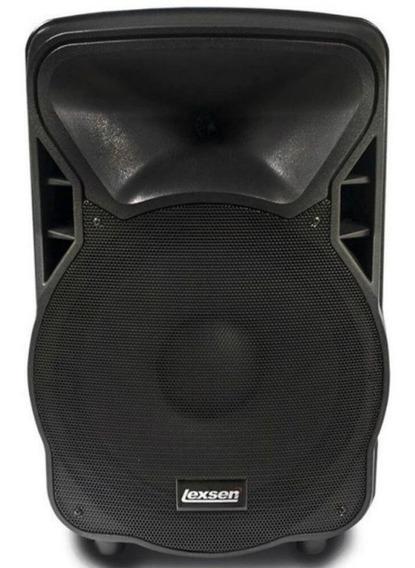 Caixa Acústica Lexsen Ls-15bt 100w Rms Bivolt - Bluetooth