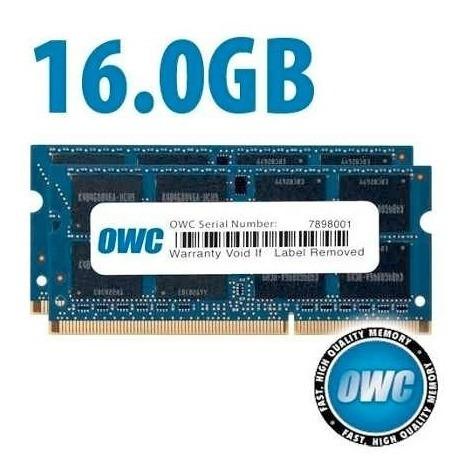 Memoria 16gb iMac ,macmini - Owc2400ddr4s16g