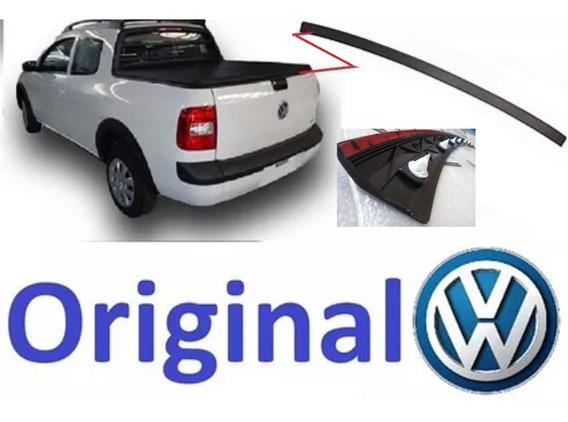 Acabamento Tampa Traseira Saveiro 2015 Orig. Volkswagen ..