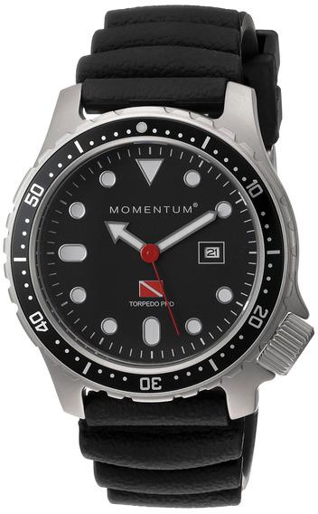 Momentum, S Torpedo Pro, Cuarzo, Acero Inoxidable Y Poliure