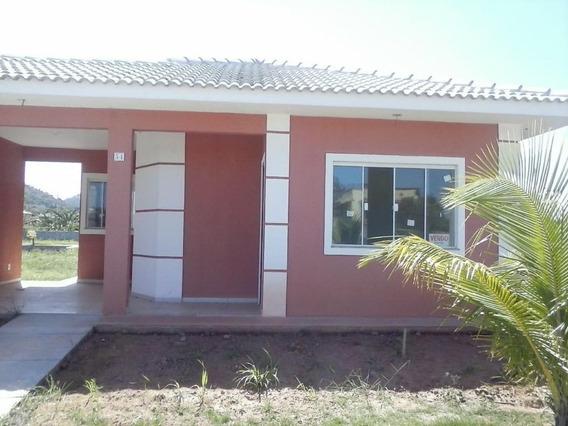 Casa Em Itaipuaçu, Maricá/rj De 81m² 2 Quartos À Venda Por R$ 275.000,00 - Ca213543