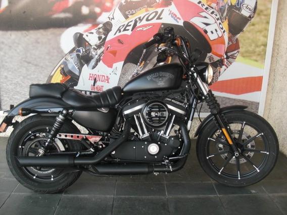 Hd Harley Davidson 883 Iron 2016 9247 Km Est Troca