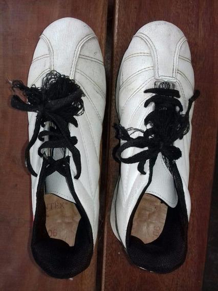 Lote Calzado Usados ( 4 Pares) Zapatillas Y Botas Vs Talles