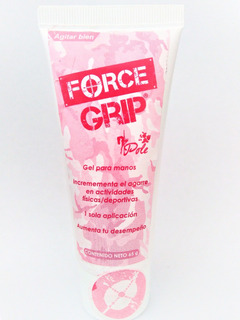 Magnesia Liquida En Gel Pole Dance Force Grip