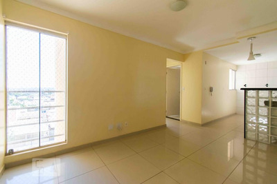 Apartamento No 3º Andar Com 2 Dormitórios E 1 Garagem - Id: 892932355 - 232355