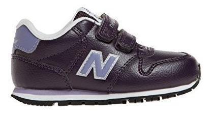 Tenis New Balance 500 (morados), Para Niña