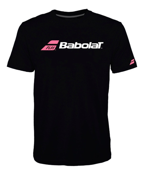 Remera Babolat Algodon Classic