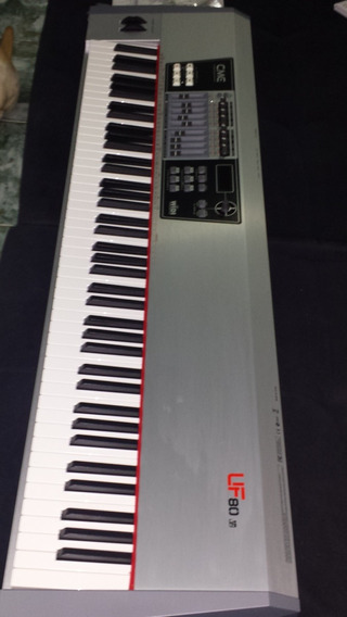 Cme Uf 80 - 88 Teclas De Piano Professional Hammer Action