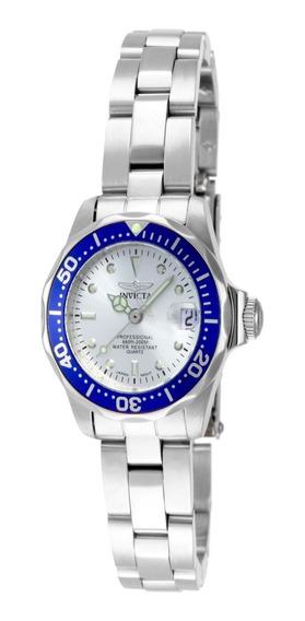Reloj Invicta 14125 Acero Dama