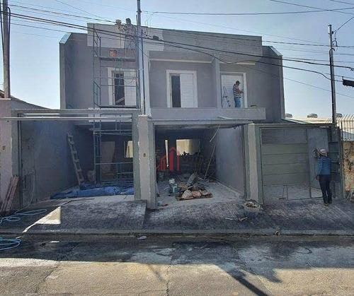 Imagem 1 de 17 de Sobrado Com 3 Dormitórios À Venda, 120 M² Por R$ 680.000,00 - Vila Carrão - São Paulo/sp - So2597