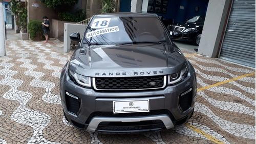 Land Rover Evoque 2018 2.0 Si4 Hse Dynamic 5p (br)