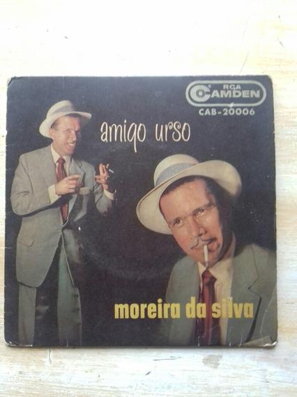 Compacto Moreira Da Silva Amigo Urso Rca Camden Cab-20006