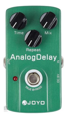 Joyo Analog Delay Jf-33 (infusiontienda)