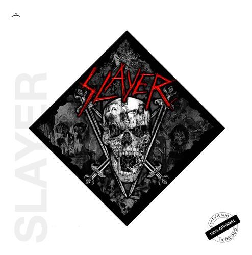 Bandana Oficial Slayer Final World Tour 2019