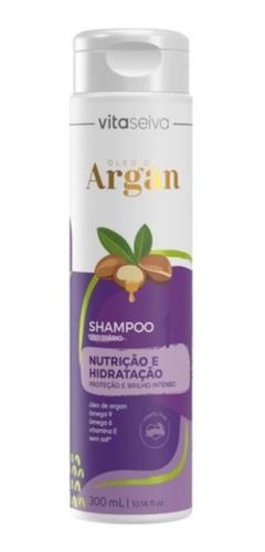 Imagem 1 de 1 de Shampoo Atirressiduo Oleo De Argan 300ml Vs