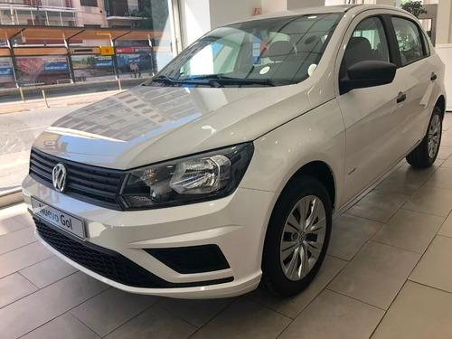 Volkswagen Nuevo Gol Trendline Automatico (rc)
