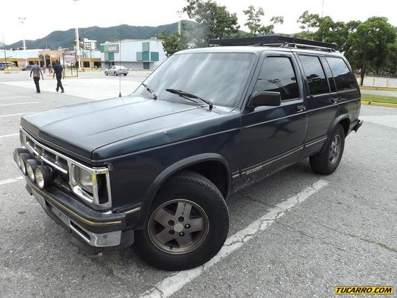 Chevrolet Blazer .