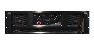 Amplificador De Potencia Sts Sx 4.8