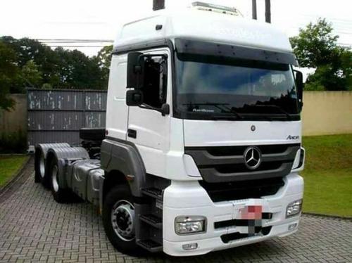 Mercedes Benz Axor 2535