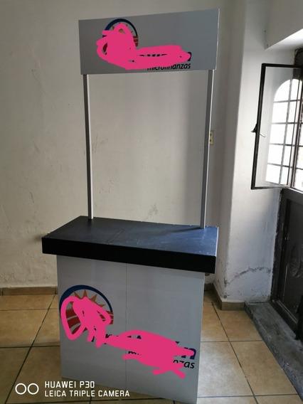 Exhibidor Stand Marca Quick Counter Usado