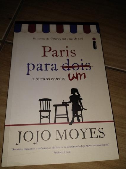 Livro Paris Para Um/dois Jojo Moyes
