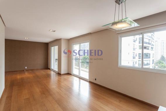 Apartamento Com Varanda Com Linda Vista E Acabamento Impecável - Mr67986