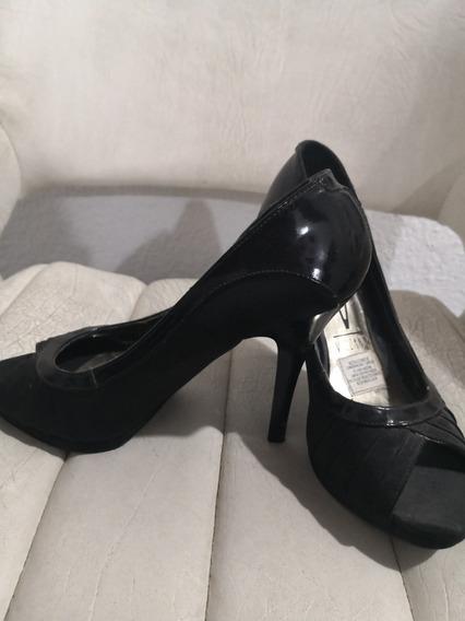 Zapatos Negros Mujer