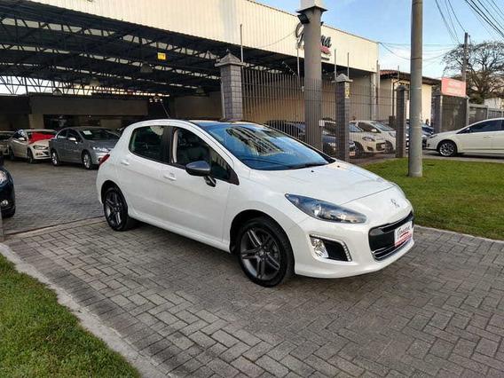 Peugeot 308 1.6 Griffe Thp 16v Gasolina 4p Automatico 2