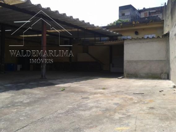 Galpao - Arraial Paulista - Ref: 5017 - L-5017