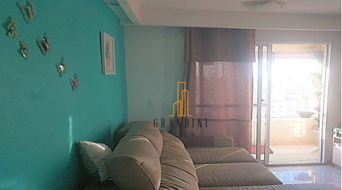 Apartamento À Venda, 50 M² Por R$ 318.000,00 - Vila Das Mercês - São Paulo/sp - Ap1972