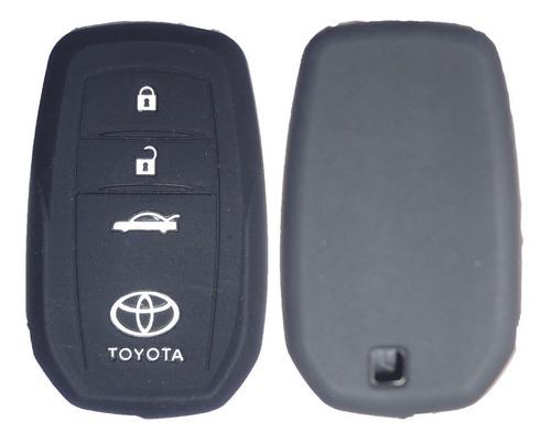 Funda O Estuche De Silicona Para Llave O Control Toyota