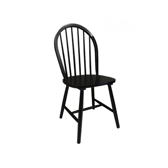 Silla Windsor (negro)