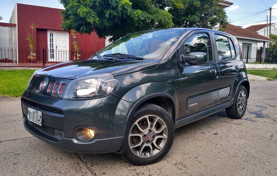 Fiat Uno 1.4 Sporting Pack Seguridad Unico!