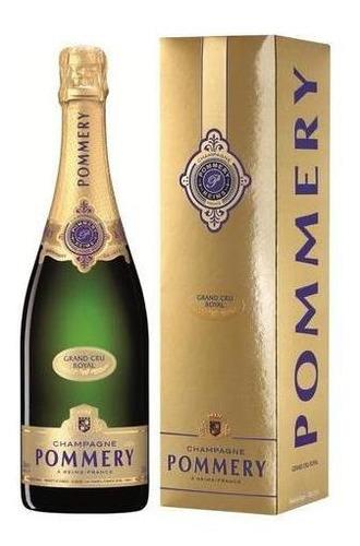 Imagen 1 de 3 de Champagne Francés Pommery Grand Cru Brut Millesime 750ml