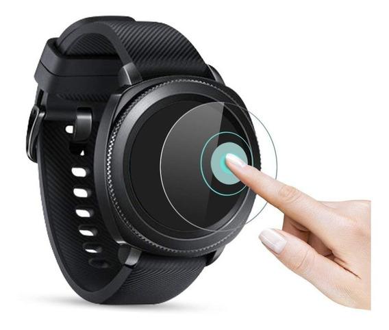 Pelicula Vidro Galaxy Watch 42mm Temp 9h Ultraclear Sem Bolh