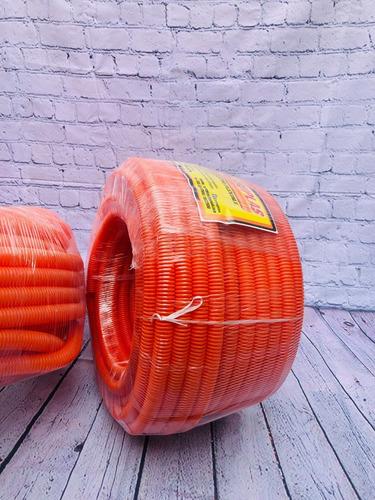 Etc Cardado de Cables Her Kindness Tubo Conducto Corrugado con Conectores,Tubo Conducto Corrugado de 5M de Largo,El tubo Corrugado se Puede Utilizar para Protecci/ón de Cables Di/ámetro 20 mm