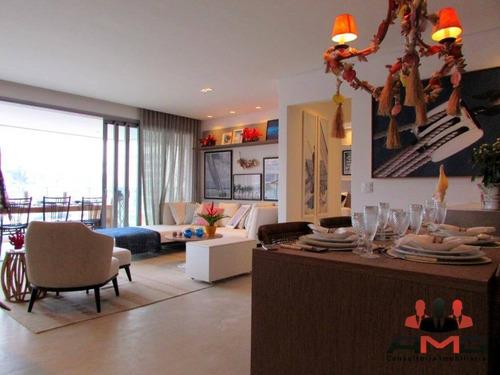 Imagem 1 de 18 de Cobertura Com 2 Dormitórios À Venda, 174 M² Por R$ 4.697.042,89 - Riviera - Módulo 5 - Bertioga/sp - Co0309