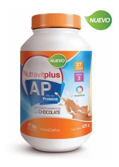 Nutravitplus Ap Chocolate 425 +coaching Nutricional Gratis