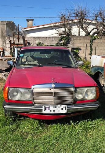 Mercedes-benz 300 D Sedan 4 Puertas