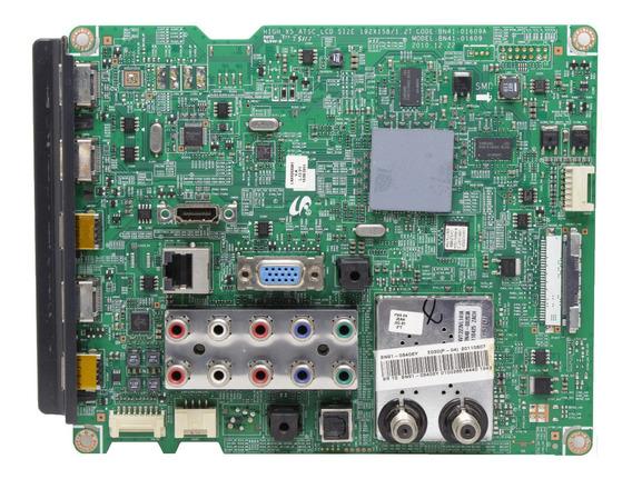 Placa Principal Tv Lcd Samsung Ln40d550k1g Ln46d550k1gxzd