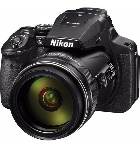 Camara Nikon Coolpix P900  1 Año Garantia