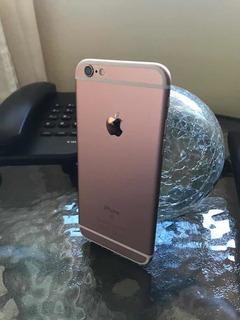 iPhone 6s 32 Gb Ouro Rosa - 80% Da Bateria